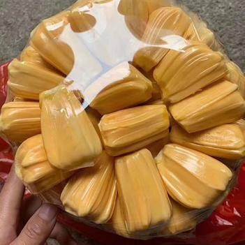 2020年越南红肉菠萝蜜包邮清脆甜一件代发基地直发