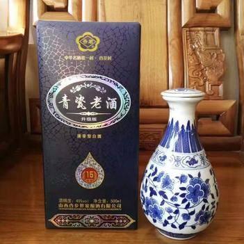 高粱酒  杏花村白酒42℃—53℃瓶装散装纯粮食酿造清香型白酒