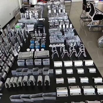 卡槽  【厂家直销】卡簧 连接管 大棚配件 质量保证