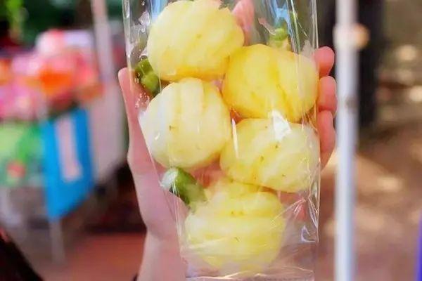 泰国小菠萝和普通菠萝有什么区别?