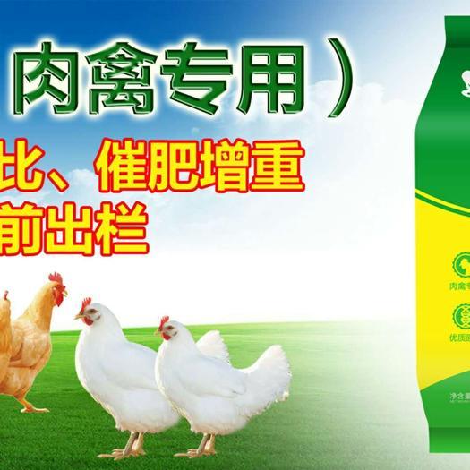 鄭州微生物飼料添加劑 雞鴨鵝飼料催肥增重長肉快