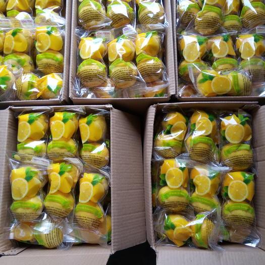 资阳安岳县 柠檬 新鲜四川安岳尤力克黄柠檬大果5斤包邮包售后