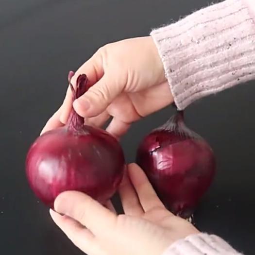 昆明东川区紫皮洋葱 新货9斤新鲜紫皮装圆头葱时令蔬菜鬼子葱红皮葱头5斤包邮