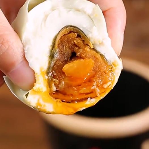 合浦县咸海鸭蛋 正宗北部湾红树林海边散养海鸭蛋,单个55~80克