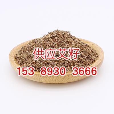 铜川宜君县 供应艾草种子 艾籽 艾子