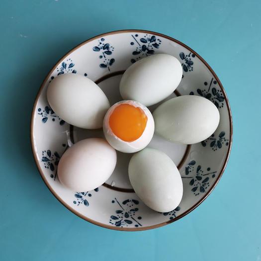 北海合浦縣 正宗新鮮北部灣農家紅樹林海邊散養海鴨蛋30枚裝包郵非咸蛋