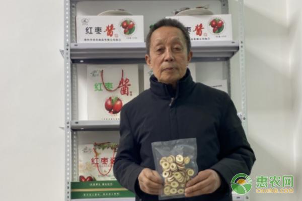 """将一颗红枣做成""""甜蜜事业"""" 佳县这位老者坚守了32个春秋"""