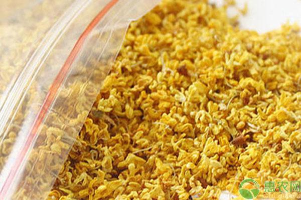现在桂花多少钱一斤?怎么制作桂花干?