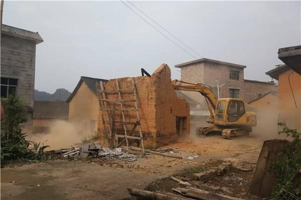 农村拆房多少钱一平方?2020农村老房拆除补偿标准