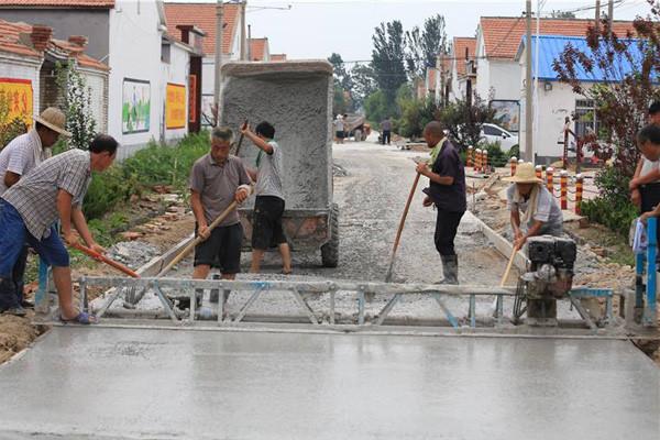 什么是农村道路硬化?国家每公里补贴多少钱?