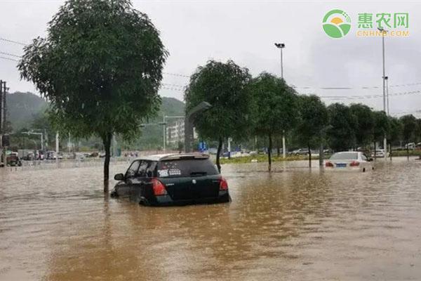 中央气象台已连发27天暴雨预警,未来一周南方还有强降雨