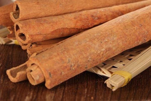 肉桂和桂皮的区别在哪?肉桂的功效和作用有哪些?