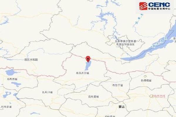 蒙古发生6.8级地震,具体情况如何?有人员伤亡吗?