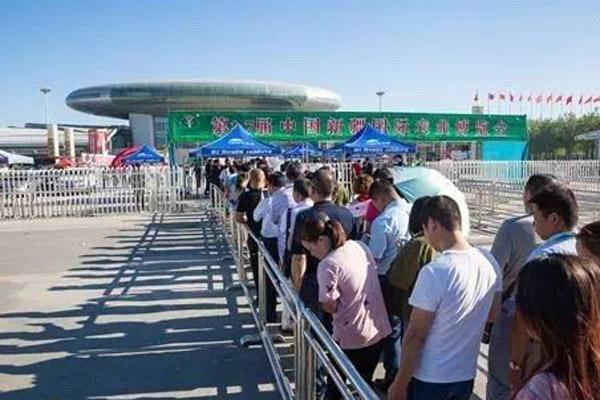 中国新疆(昌吉)种子展示交易会筹委会