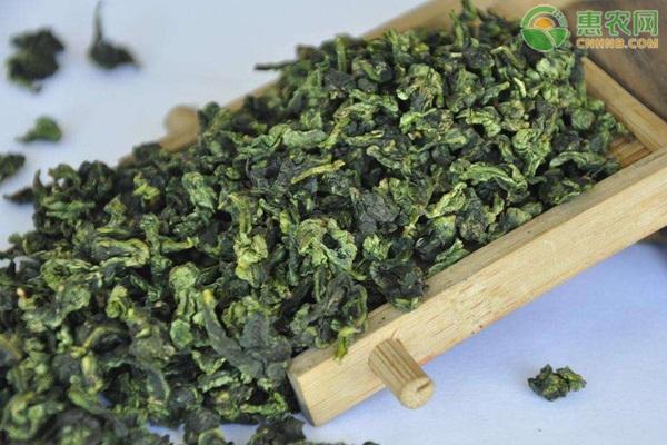 乌龙茶和黑乌龙有什么区别?