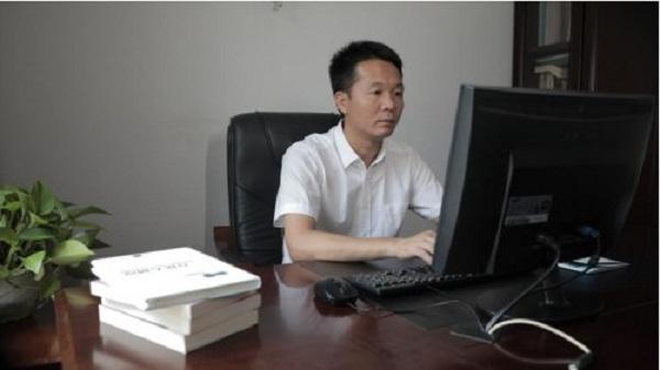 """桂陽縣歐陽琪:攜手惠農網共建新IP 讓""""桂陽和米""""走向全國"""