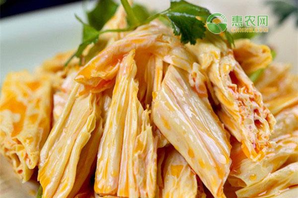 豆皮和腐竹有什么区别?