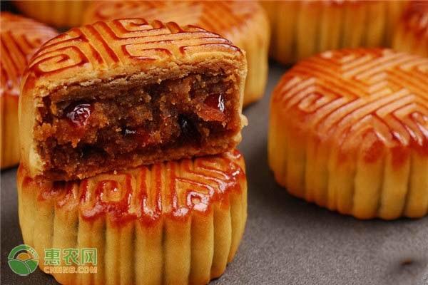 麻饼和月饼有什么区别?