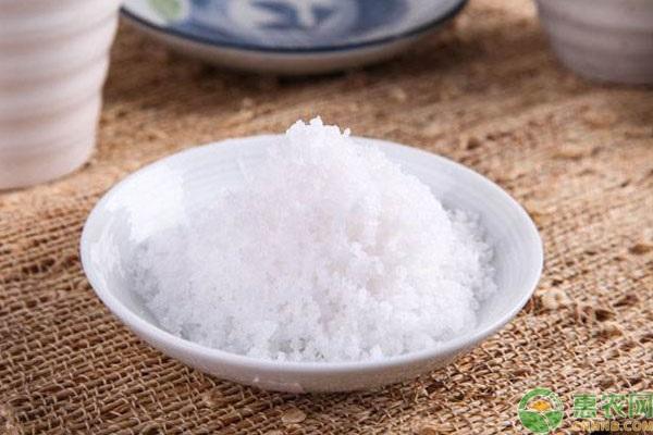 粗盐和细盐有哪些区别?