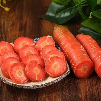 三红胡萝卜 萝卜  十斤 精选装