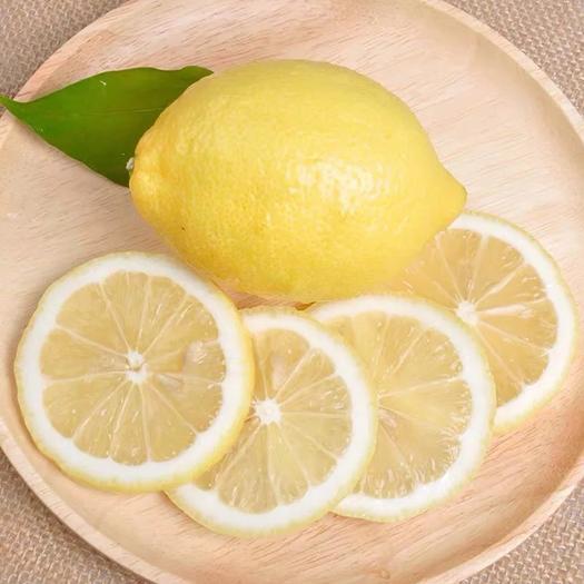 西安雁塔区 四川安岳尤力克柠檬5斤装黄柠檬精选精选廉价丑果榨汁皮薄多汁