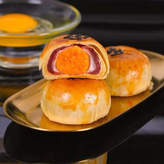 廈門湖里區 正宗海鴨蛋蛋黃酥6枚散裝新鮮手工雪媚娘糕點