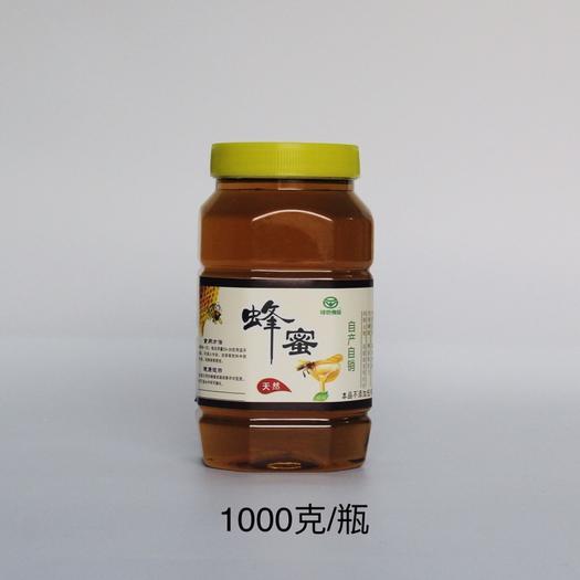 株洲醴陵市 中蜂蜜土蜂蜜乡里纯蜂蜜批发1000克/瓶包物流