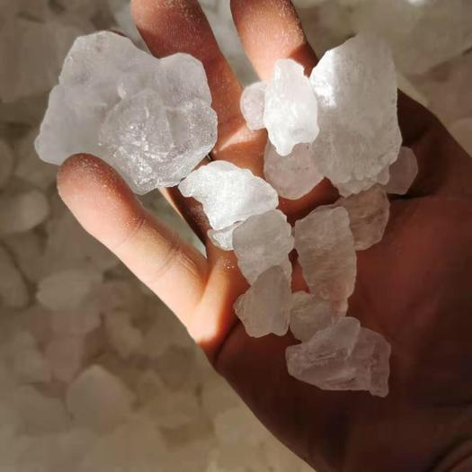 亳州膽礬 白礬塊 可泡腳做白礬枕頭砸指甲花染指甲明礬晶體塊