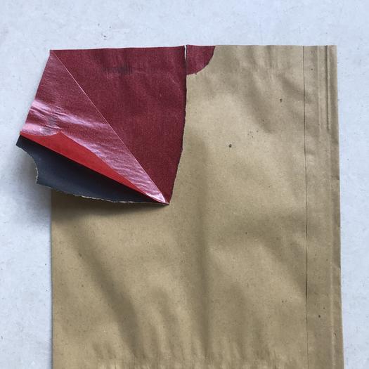 河間市 桃子套袋 雙層 外黃內黑加紅蠟紙