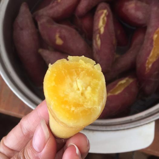 浙江省杭州市临安区 临安小香薯地瓜红薯5斤装