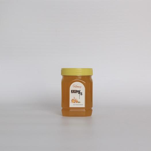 株洲醴陵市 500克农家自产土蜂蜜拿样专区结晶液态包邮