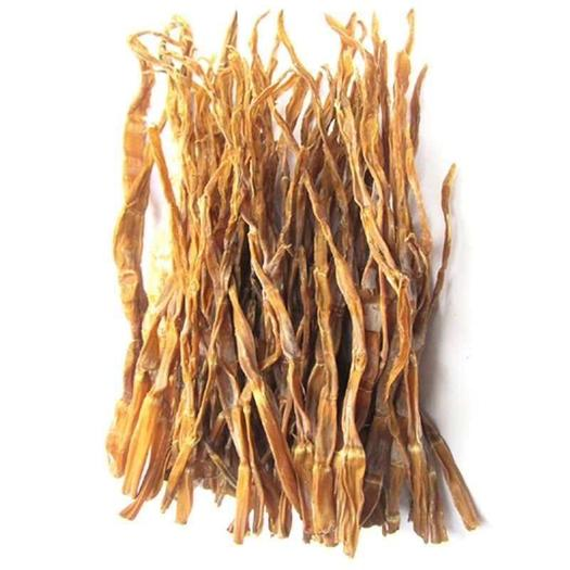 安康平利縣 農家自曬竹筍干 干筍條 無硫0添  2斤包郵