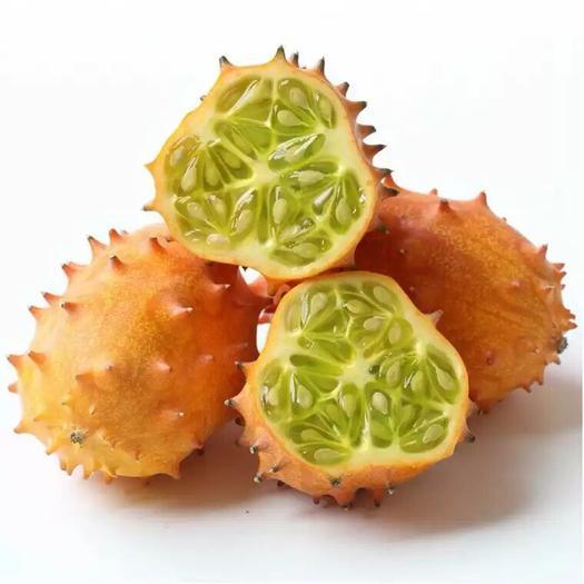 三明三元区 灭霸水果火参果海参果新鲜水果刺角包邮一件代发非非洲火星果