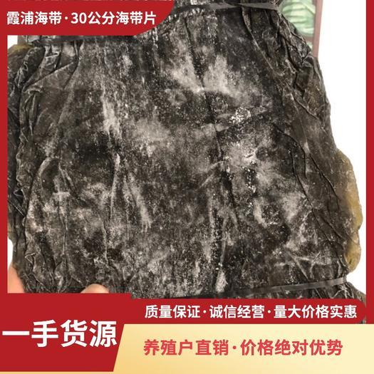 霞浦县 养殖户直销霞浦30公分海带片价格绝对优势量大从优