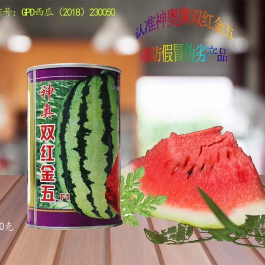 哈尔滨阿城区神奥双红金五种子 双红瓤大果西瓜,24小时内发货