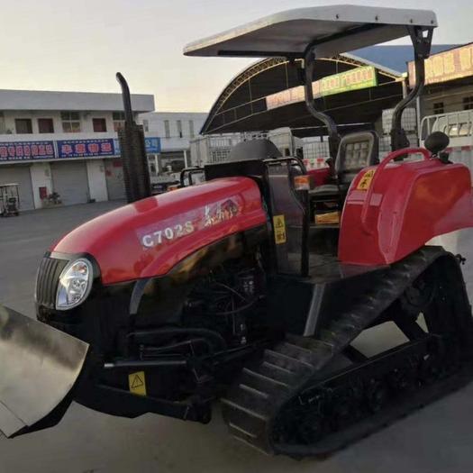 曲阜市履帶式拖拉機 高端履帶拖拉機 水田旱地多功能使用