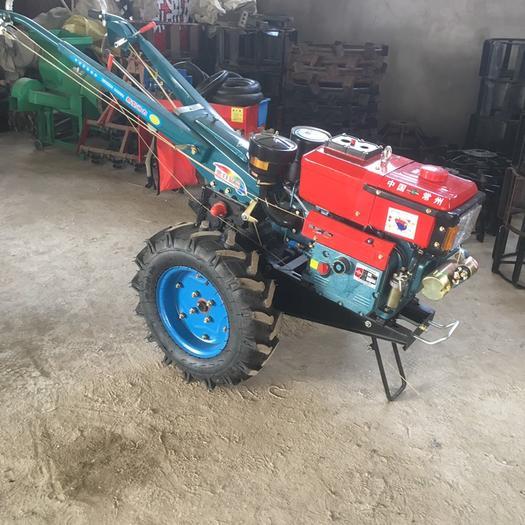 濟寧 8-18馬力手扶拖拉機 多用途手扶拖拉機 耕整收獲手扶拖拉機