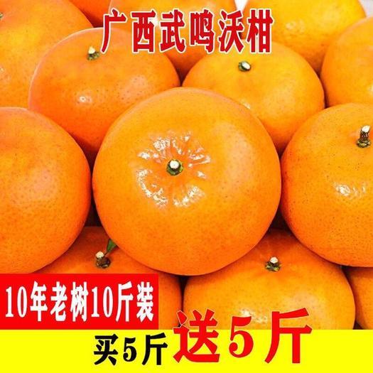 【产地直发】广西武鸣沃柑应季水果橘子新鲜批发当季超甜薄皮桔子